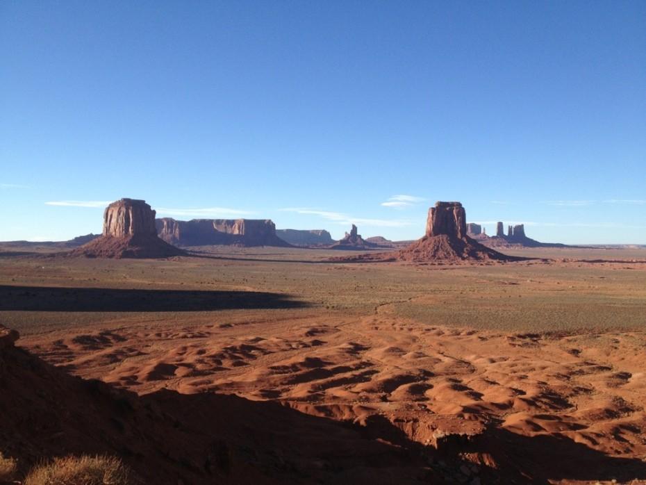 Sideways (Week 3:  Hopi Mesas back to Flagstaff)