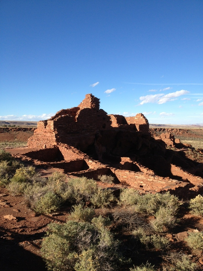 Sideways (Week 3:  Hopi Mesas back to Flagstaff)